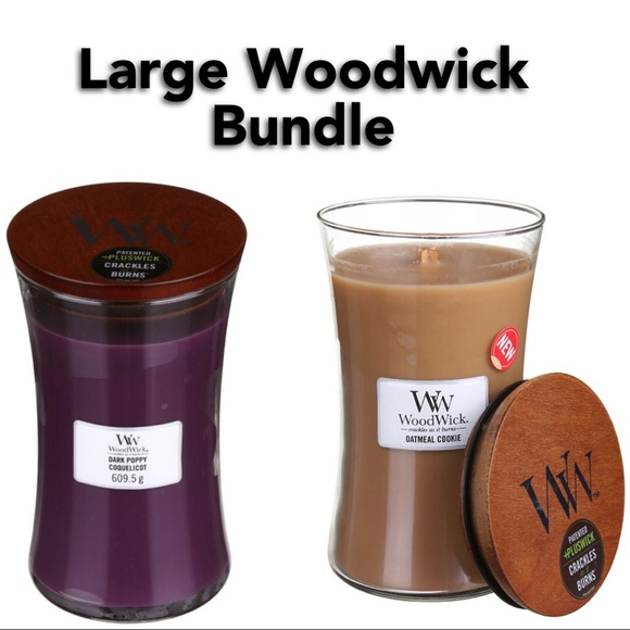 Woodwick Candle Other - Woodwick Candle Bundle